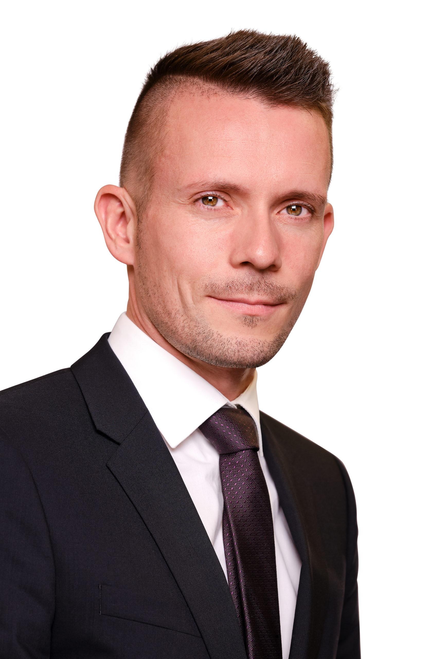 Verwaltungsfachwirt Stefan Siegert